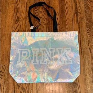 *free with $30 purchase* PINK tote